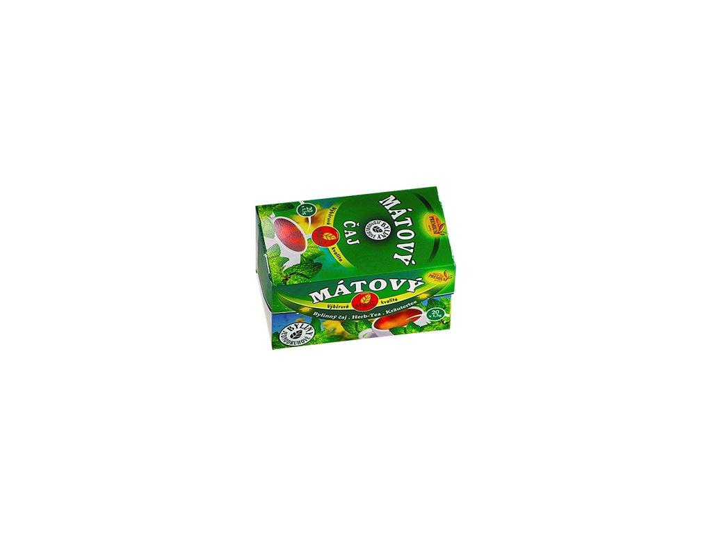 Mil - Mátový čaj 20x1,5g 30g