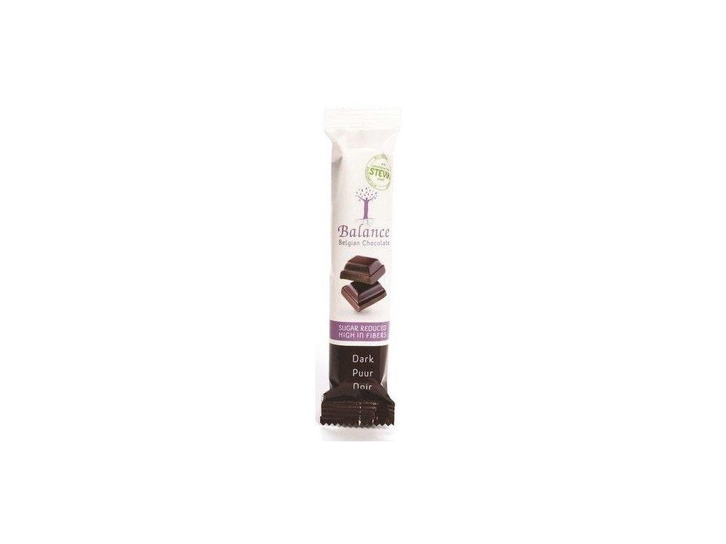 HL - Čokoláda Balance Stevia Hořká 35g