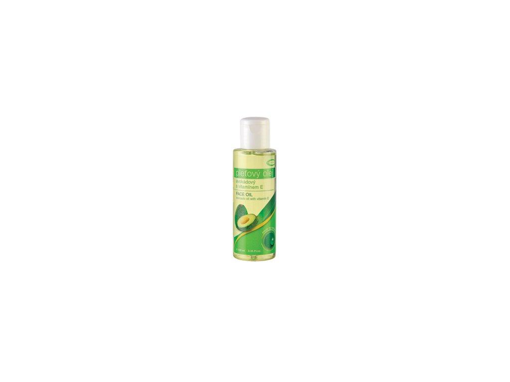 Top - Pleťový olej avokádový 100% 100ml