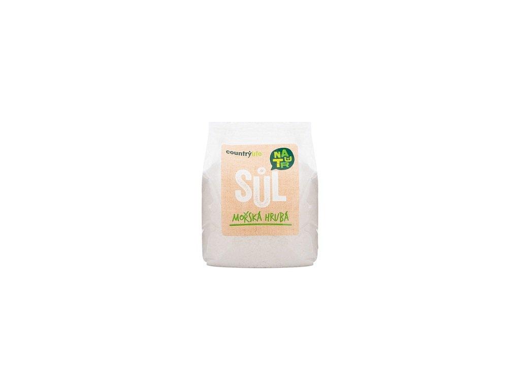 Sůl mořská hrubá 1 kg