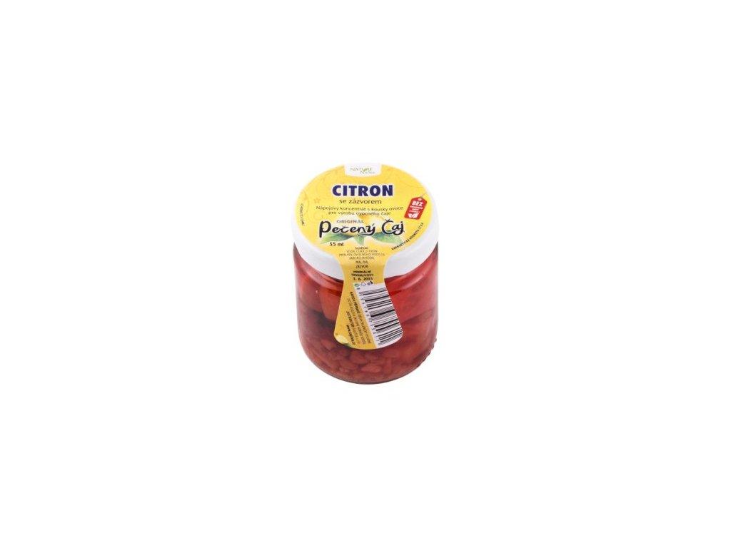 Běl - Citron se zázvorem 55ml