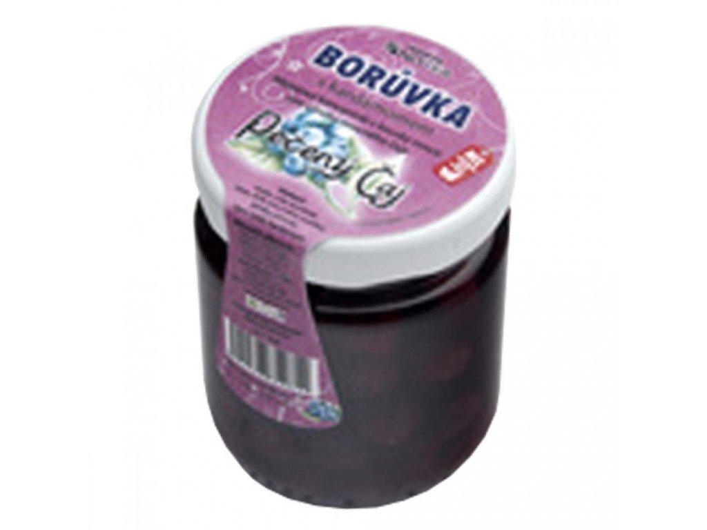 Běl - Borůvky s kardamonem 55ml cukr
