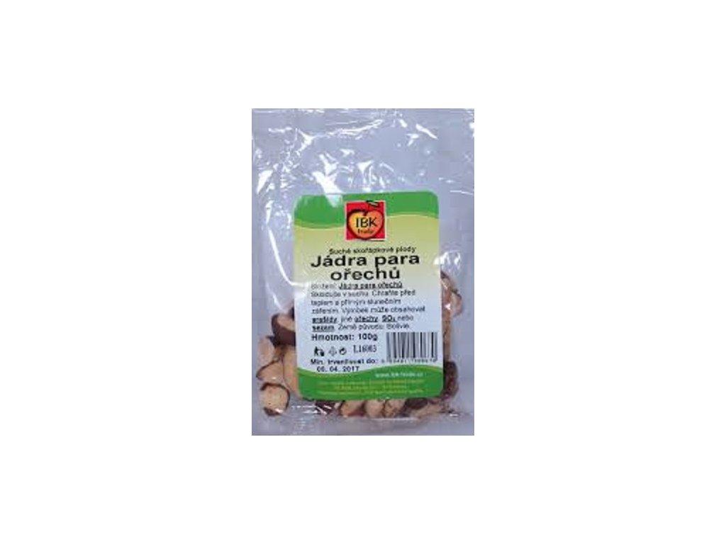 Ořechy Para 100g IBK Fy