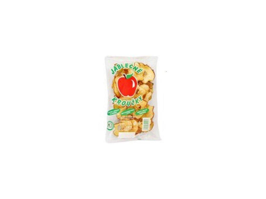 Jablka sušená kroužky 60g Sispo