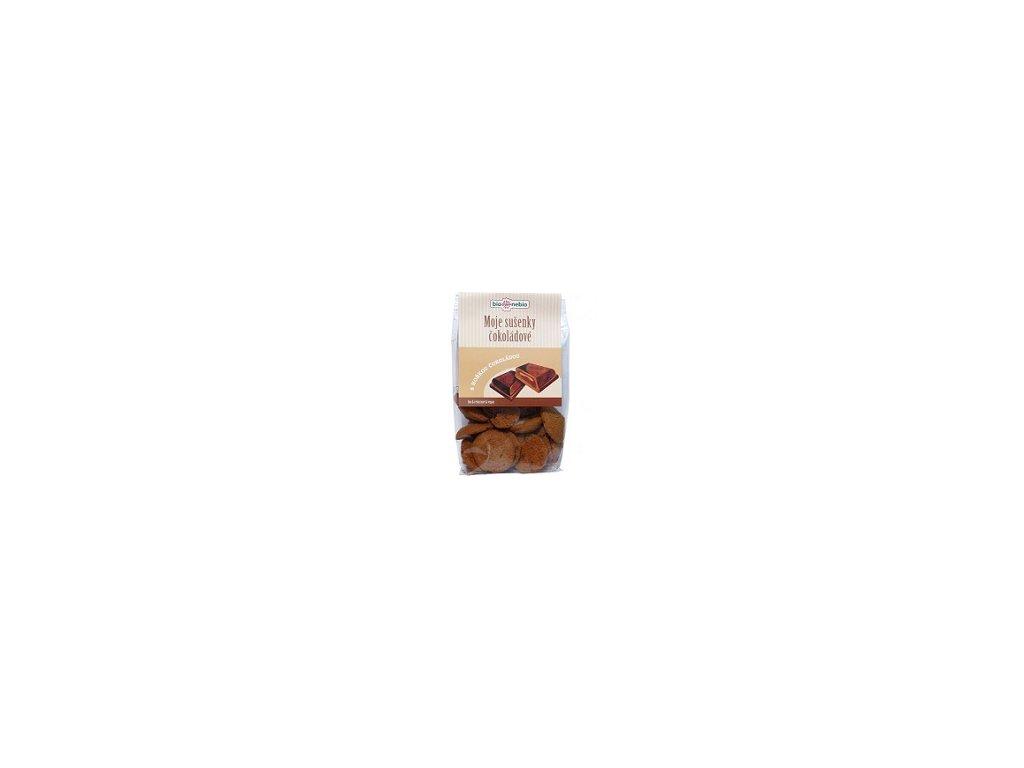 Sušenky čokoládové BioNebio 130g