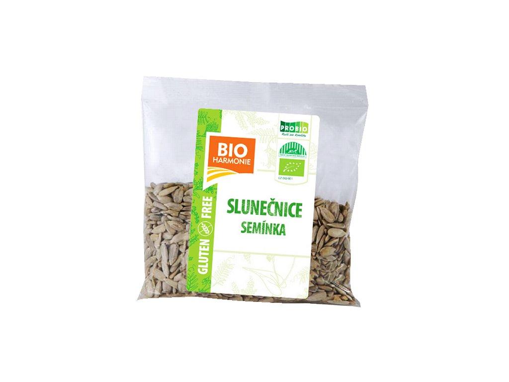 Slunečnicová semínka 100g BIO PB