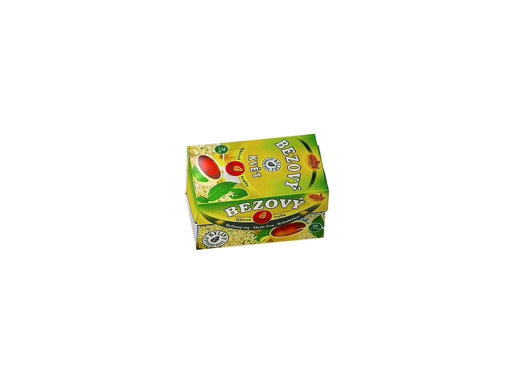 Mil - Bezový čaj 20x1,5g porcovaný 30g