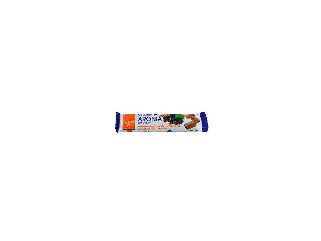 Sušenky NL s aronií 65g