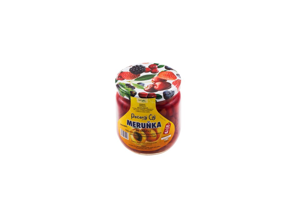 Běl - Meruňka se skořicí 420ml cukr
