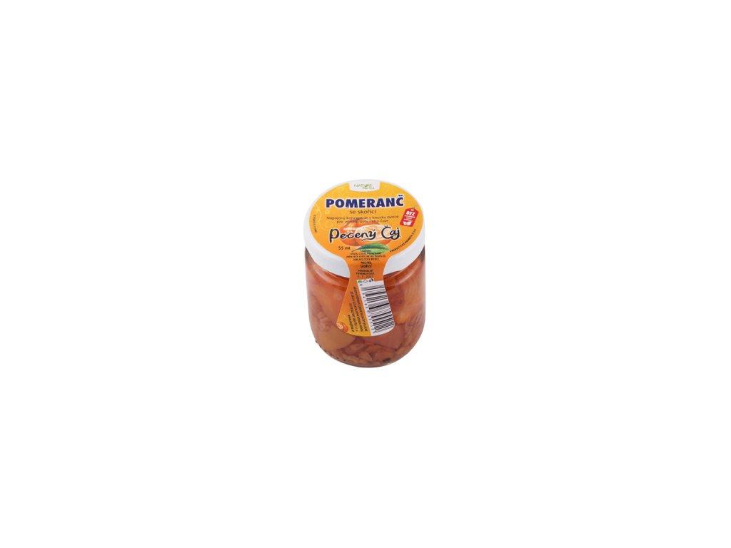 Běl - Pomeranč se skořicí 55ml cukr
