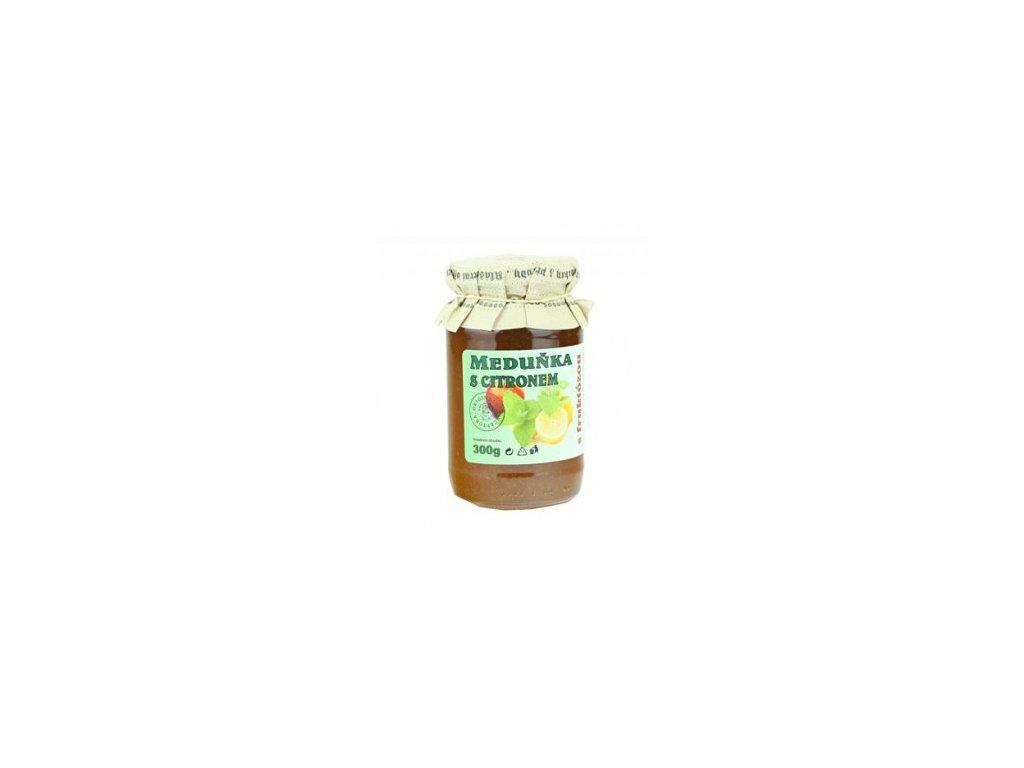 Džem meduňka s citronem Fruktóza 300g