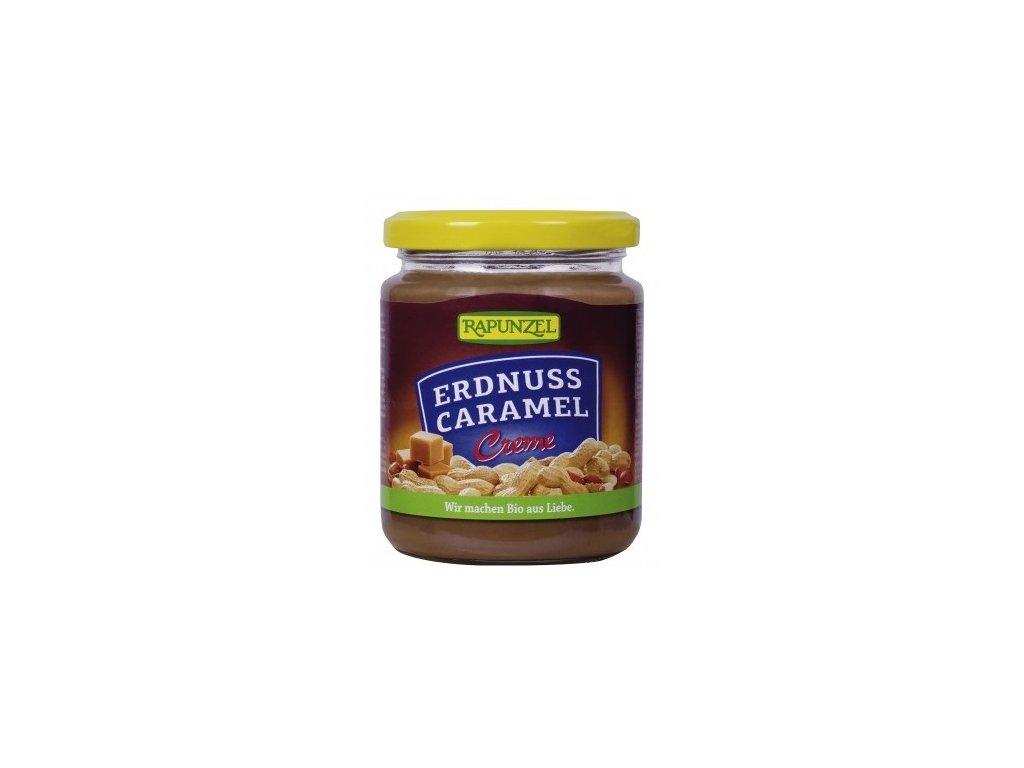Pomazánka arašídy karamel BIO Rapunzel 250g