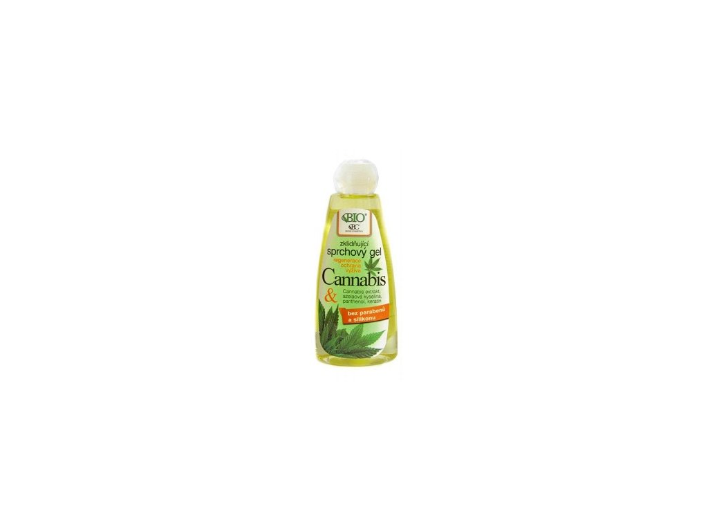 Běl - Cannabis sprchový gel 260ml