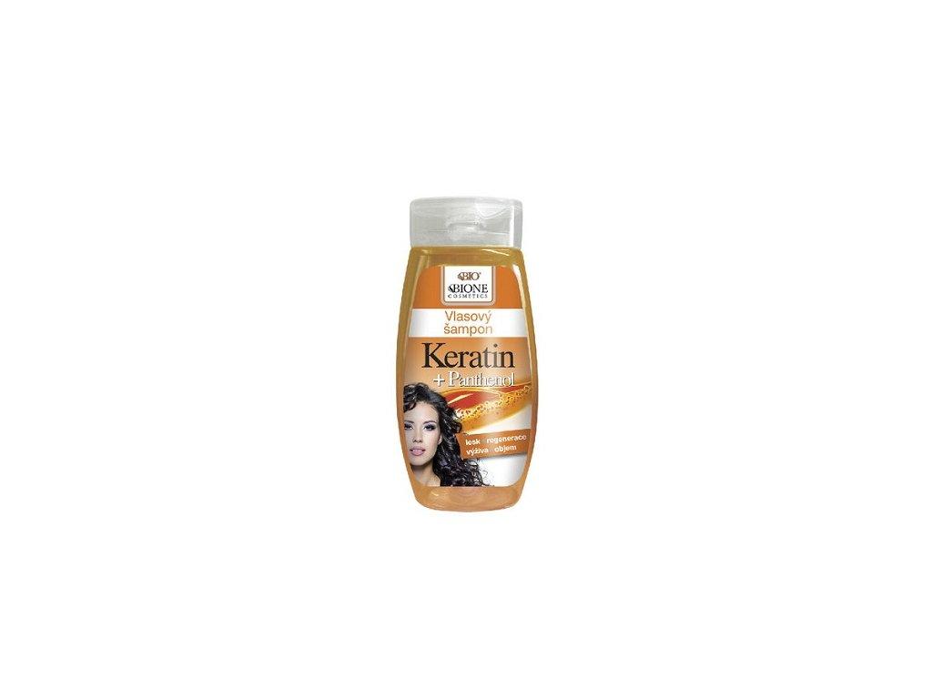 Běl - Pantenol keratin šampon