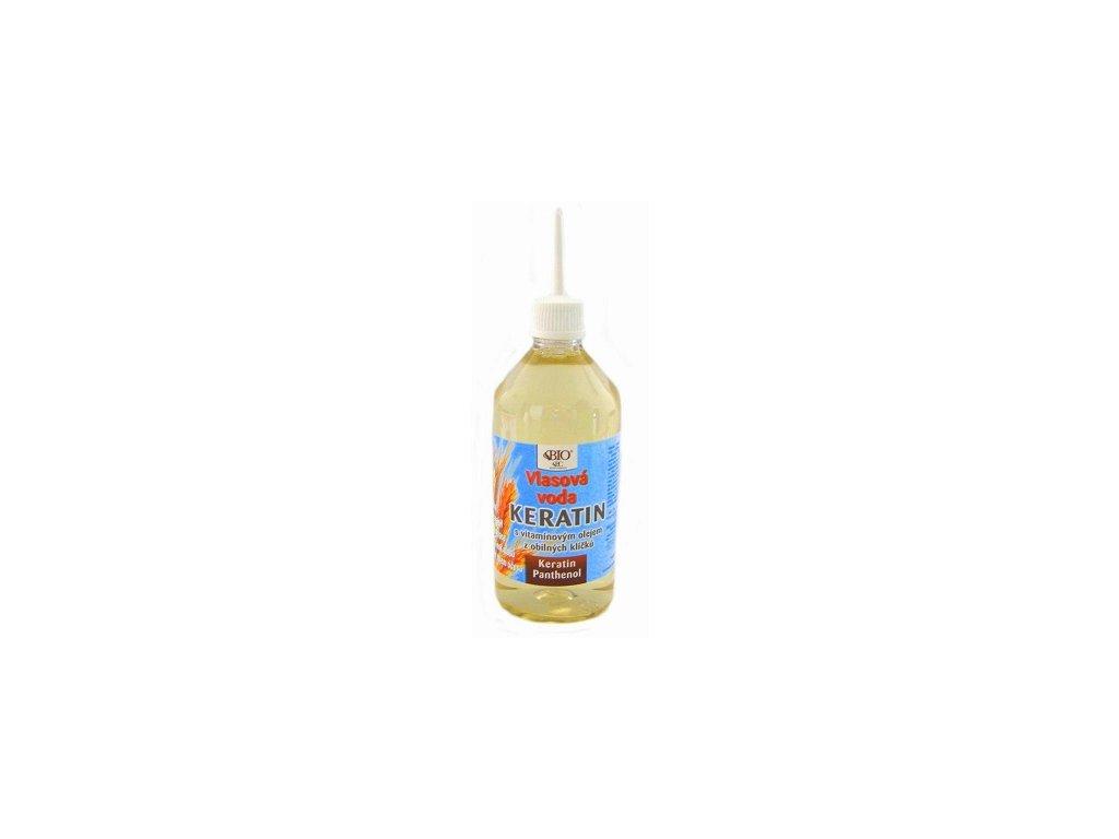 Běl - Vlasová voda Keratin z obilných klíčků 215ml