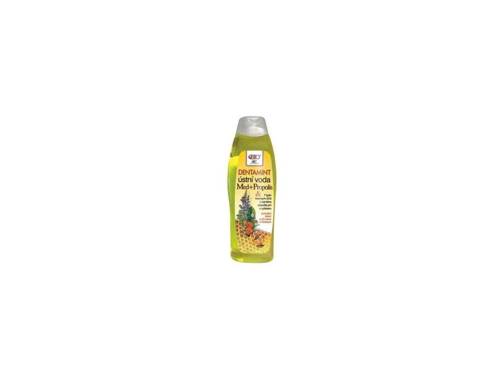 Běl - Dentamin ústní voda med+propolis 500ml