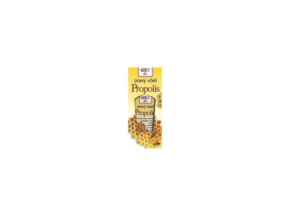 Běl - Propolis pravý včelí 82ml