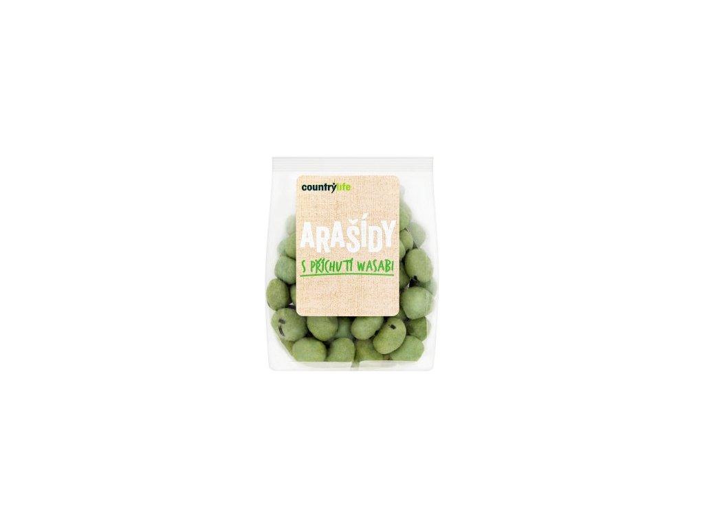 Wasabi arašídy 100g CL