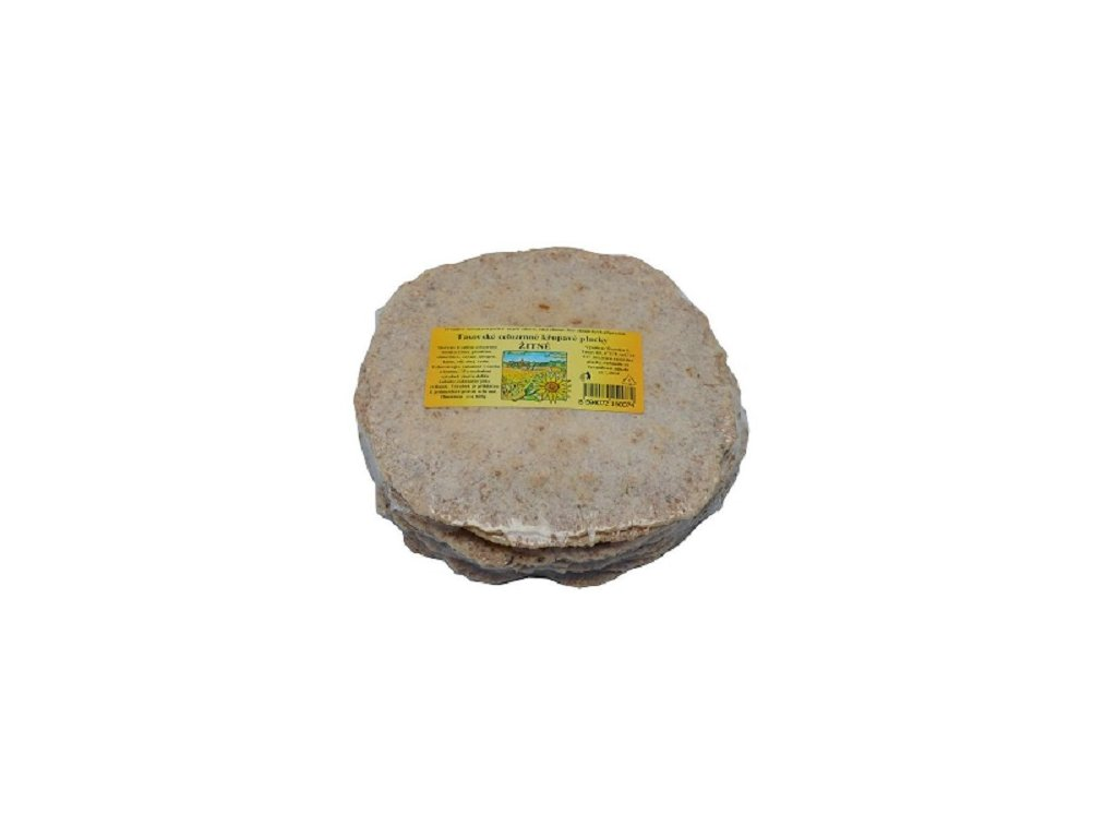 Fyt - Placka chlebová tasovská žitná 160g F