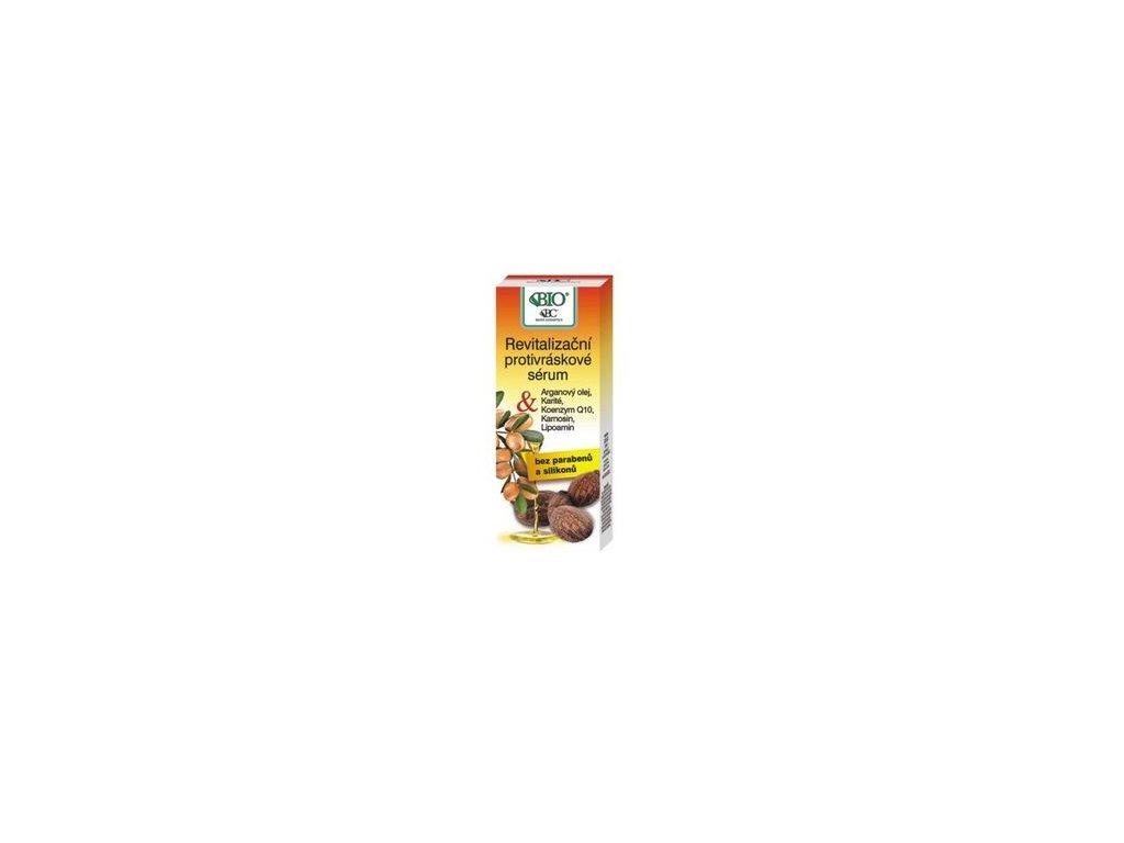 Běl - Arganový olej + karité sérum BIO 40ml