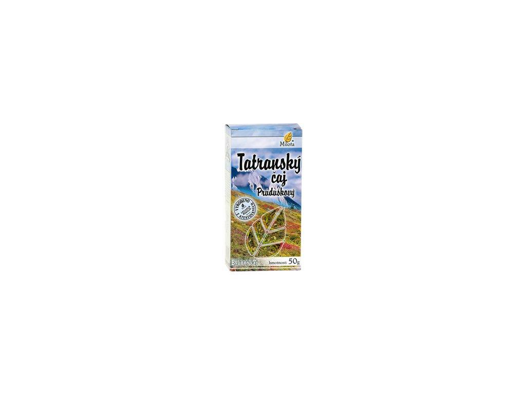 Mil - Tatranský čaj průduškový 50mg