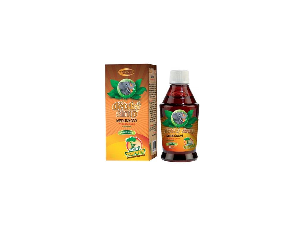 Top - Sirup dětský meduňkový 300g