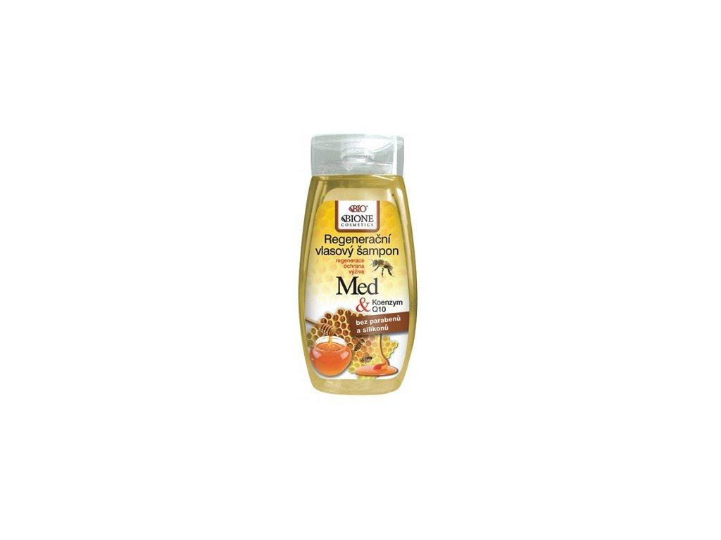 Běl - Med+Q10 vlasový a tělový šampon 255ml