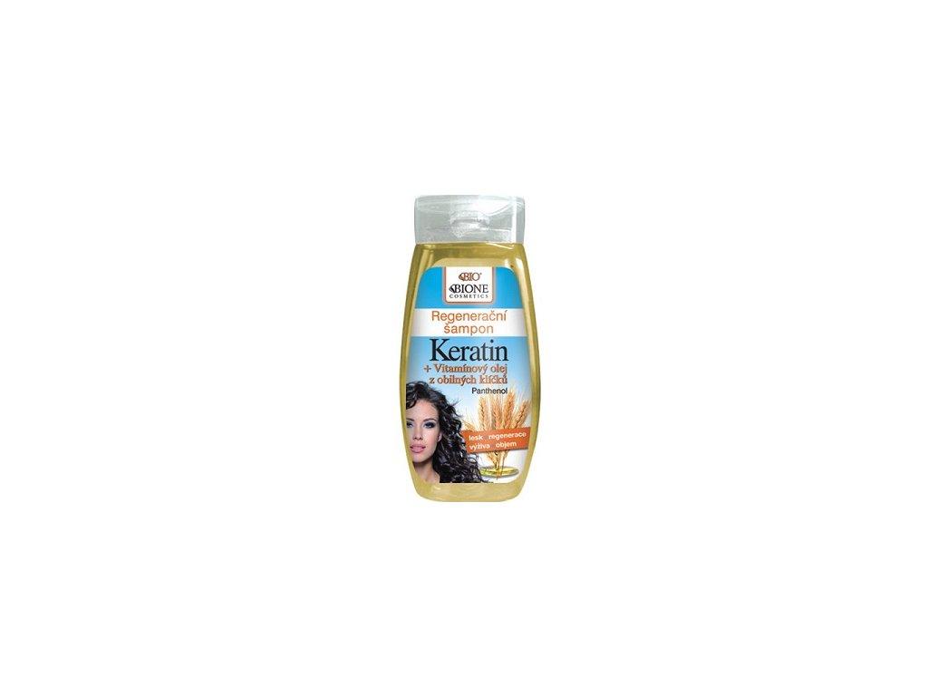Běl - Keratin obilné klíčky šampon 260m