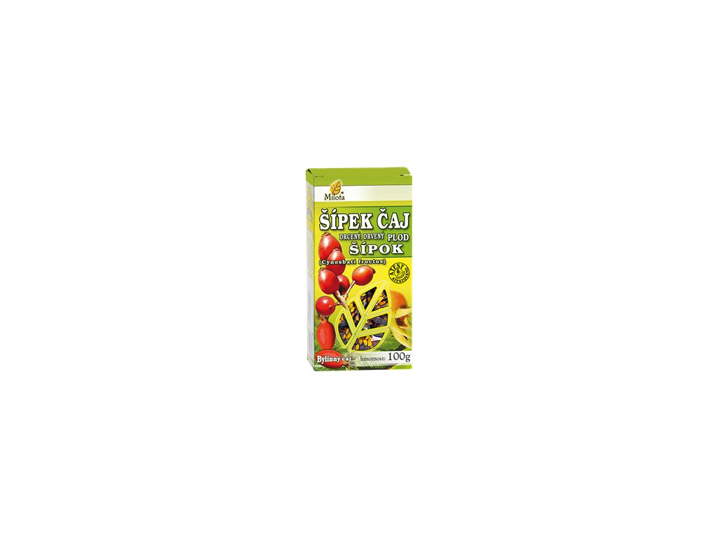 Mil - Šípek plod drcený 100g