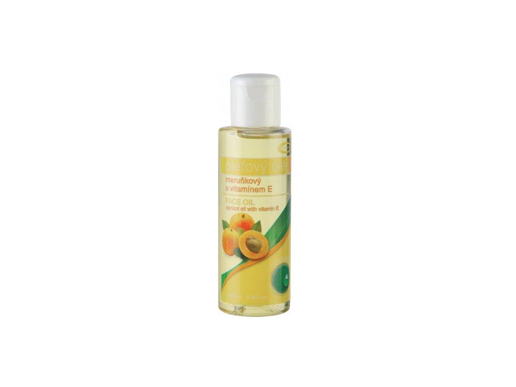 Top - Pleťový olej meruňkový 100% 100ml