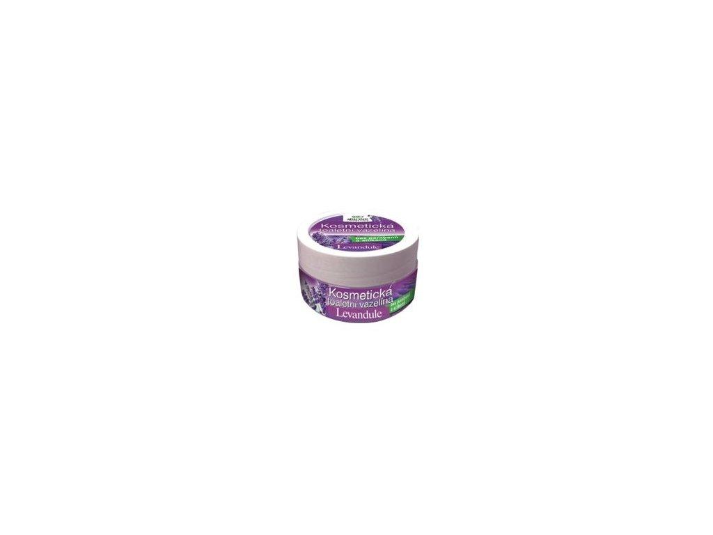 Běl - Levandule vazelína kosmetická 155ml