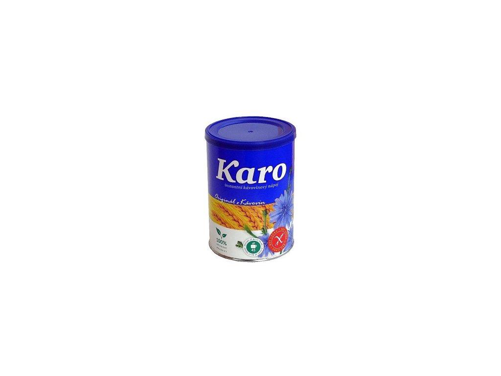 Karo Cikorka instantní 180g Kávoviny doza