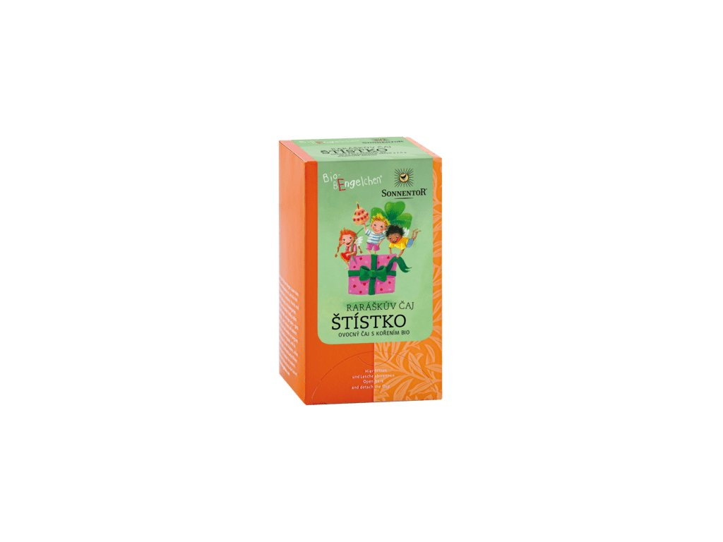 Raráškův čaj Štístko porc.50g