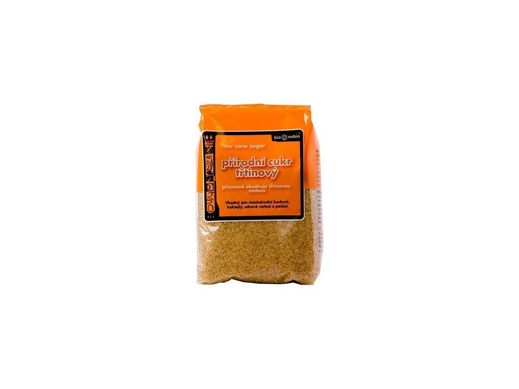 Cukr přírodní surový 1kg