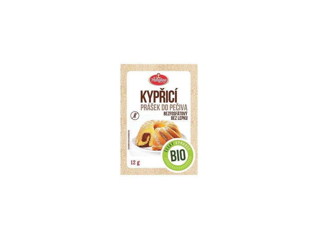Kypřící prášek do pečiva BIO Amylon 12g