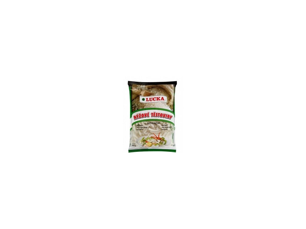 Rýžové trubky 300g Lucka