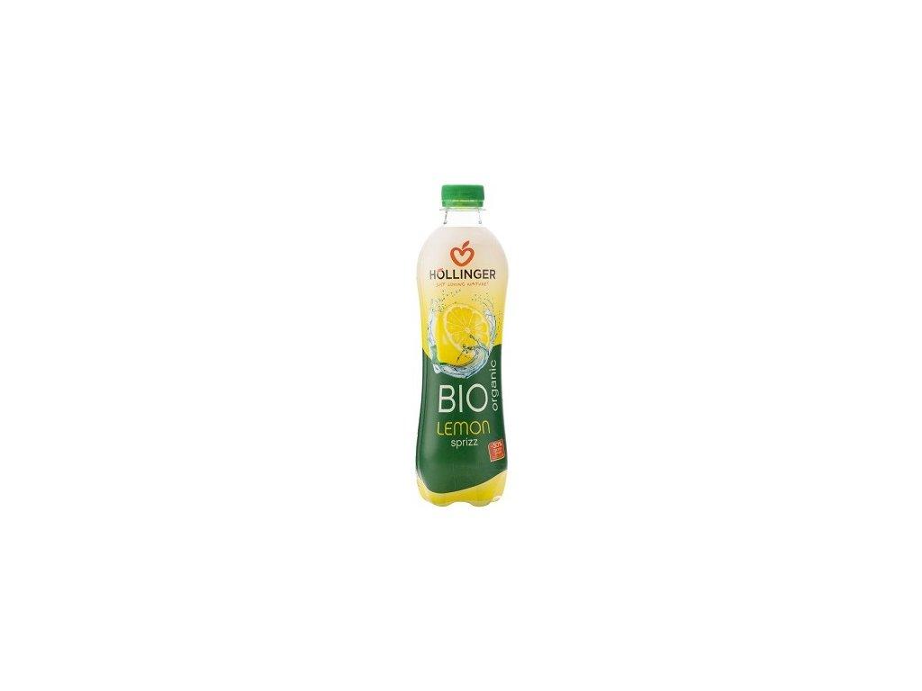 Limonáda citron BIO Hollinger 500ml