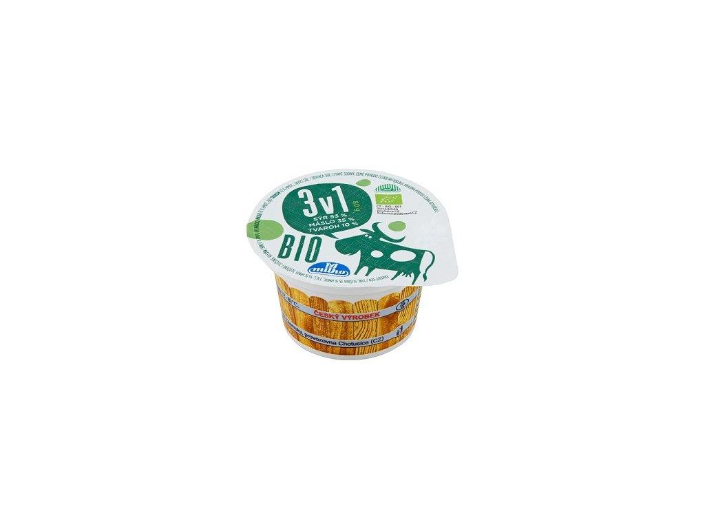 Sýr tavený 80g BIO Pol. mlékárny