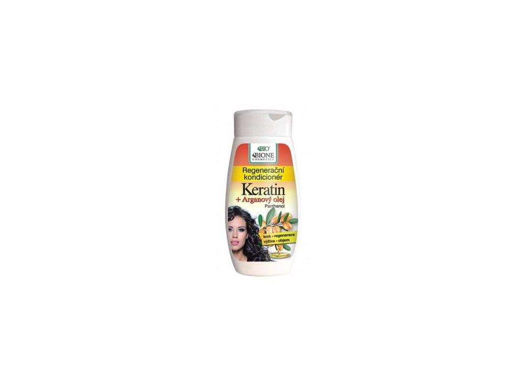 Běl - Keratin argan olej kondicioner vlasový 260ml