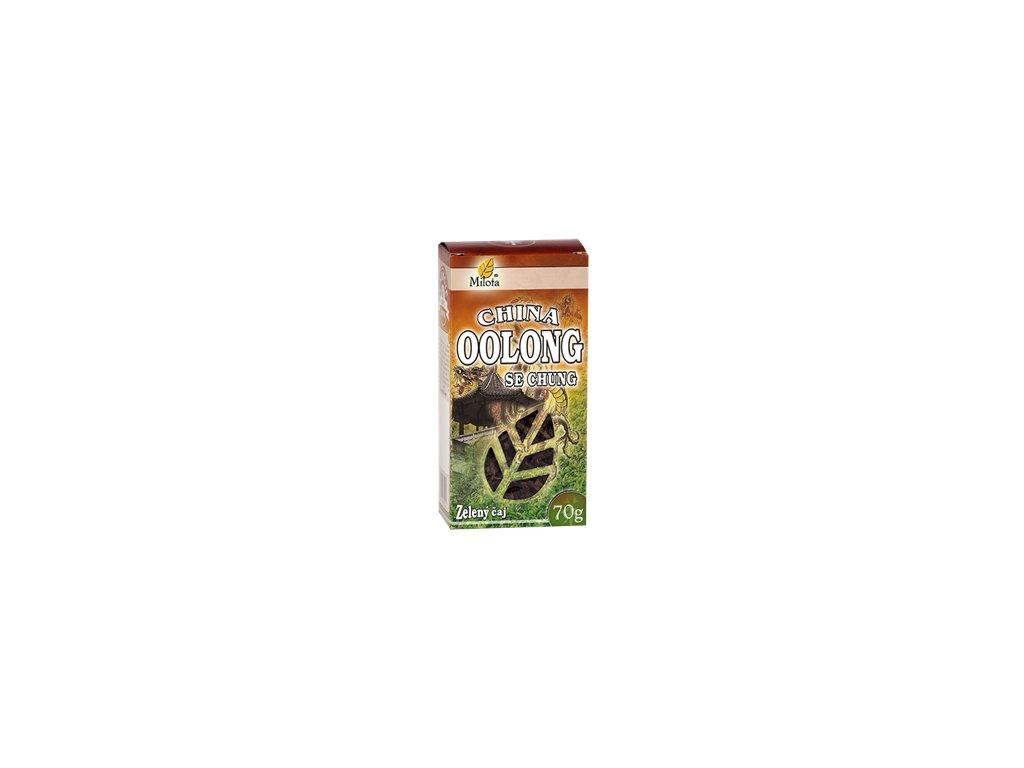 Mil - Čaj Oolong China zelený syp. 70g