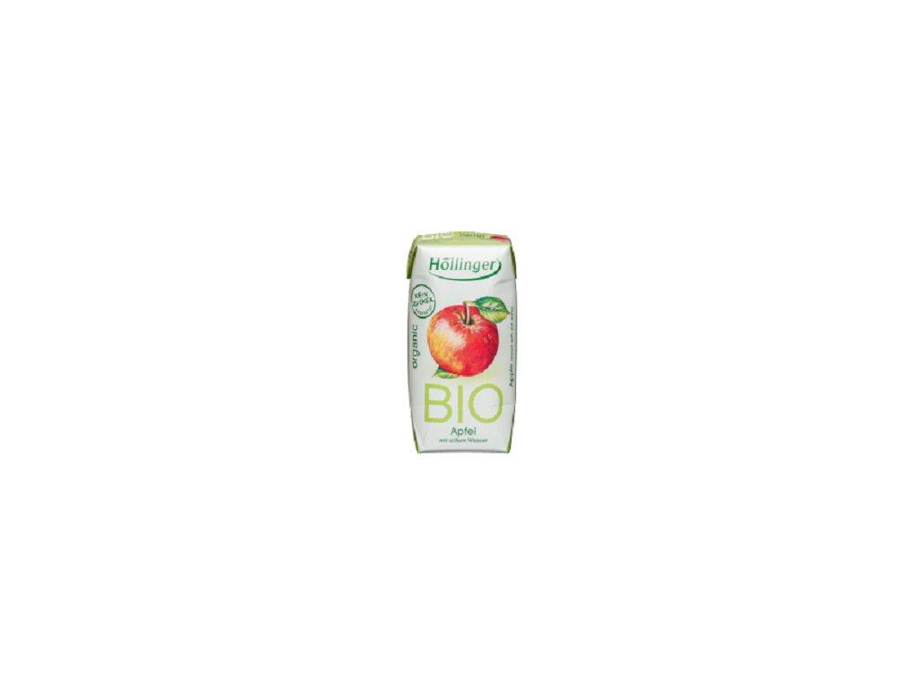 A - CL - Šťáva jablko BIO 200ml Hollinger