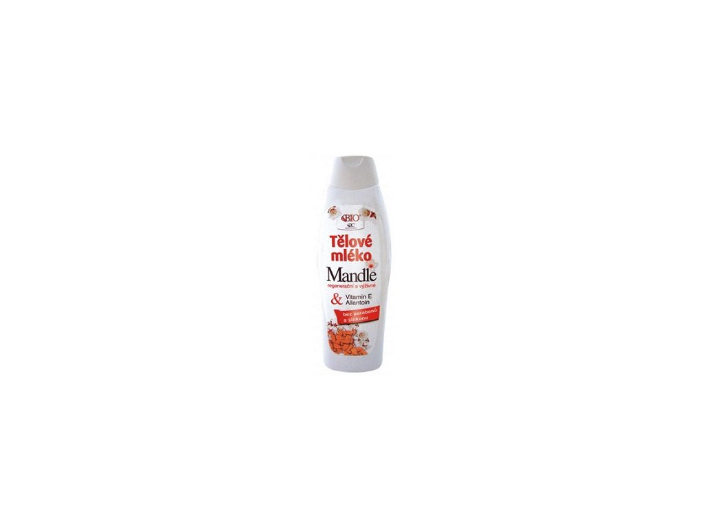 Běl - Mandle tělové mléko 500ml
