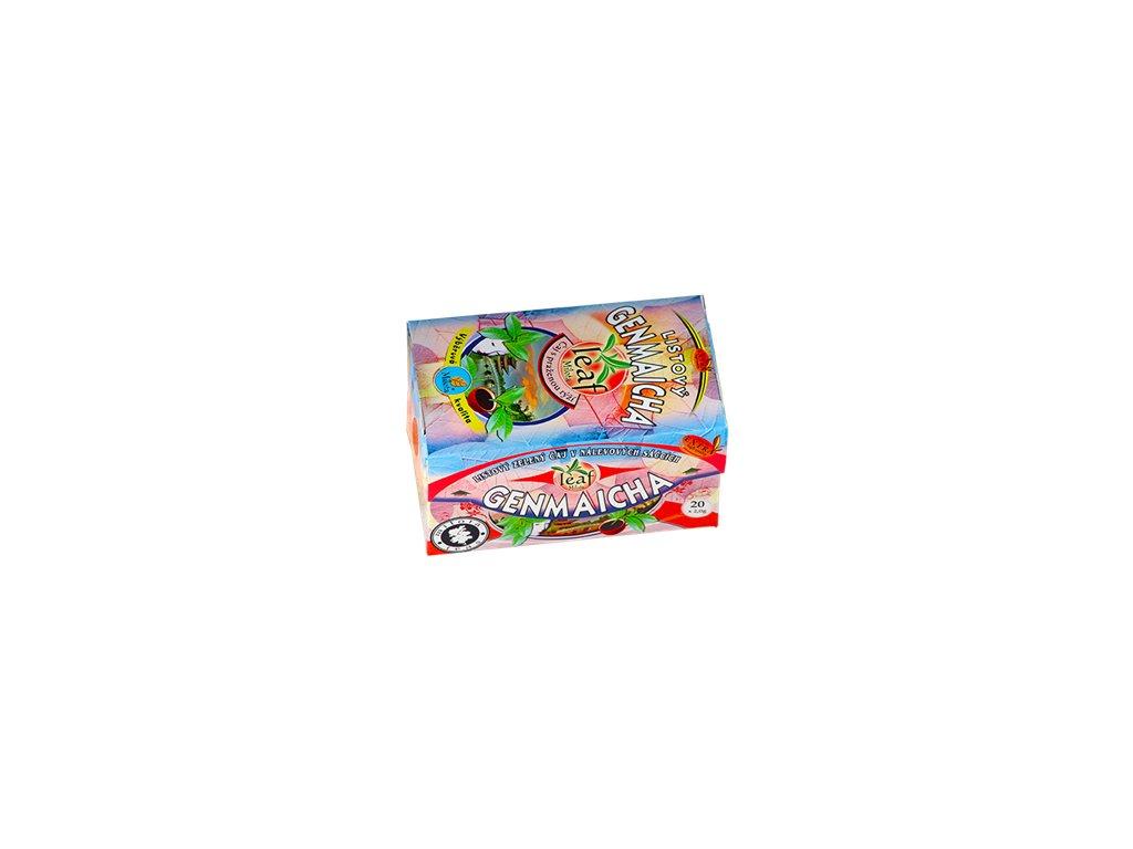 Mil - Listový JAPAN Genmaicha porc. 40g