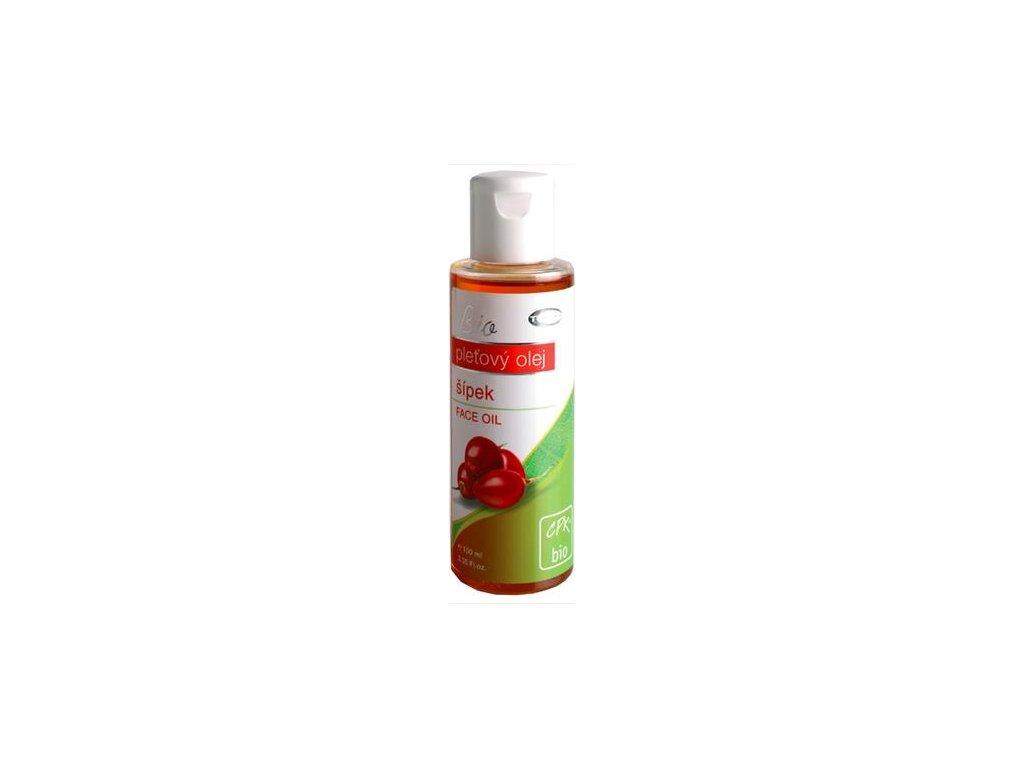 Top - Pleťový Olej šípkový 100% panenský