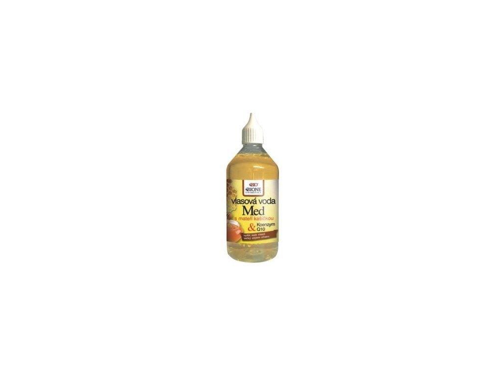 Běl - Med+Q10 vlasová voda s mat. kašičkou