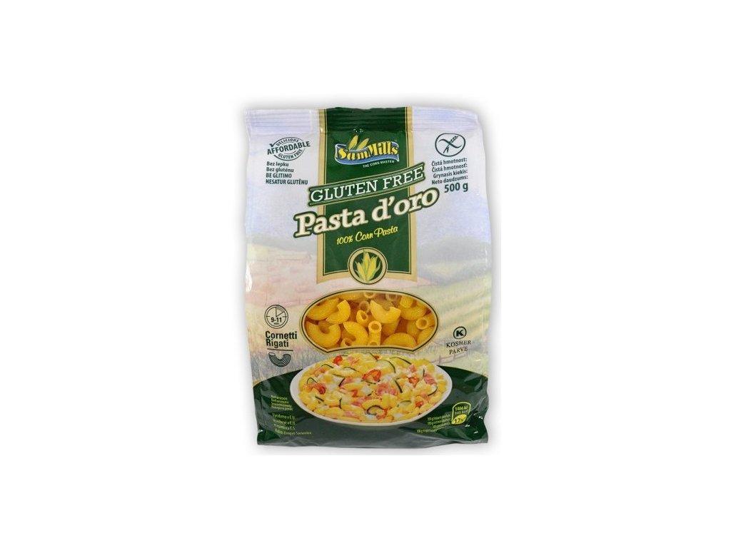 Těstoviny Sam Mills kukuřičná kolínka 500g bezl.