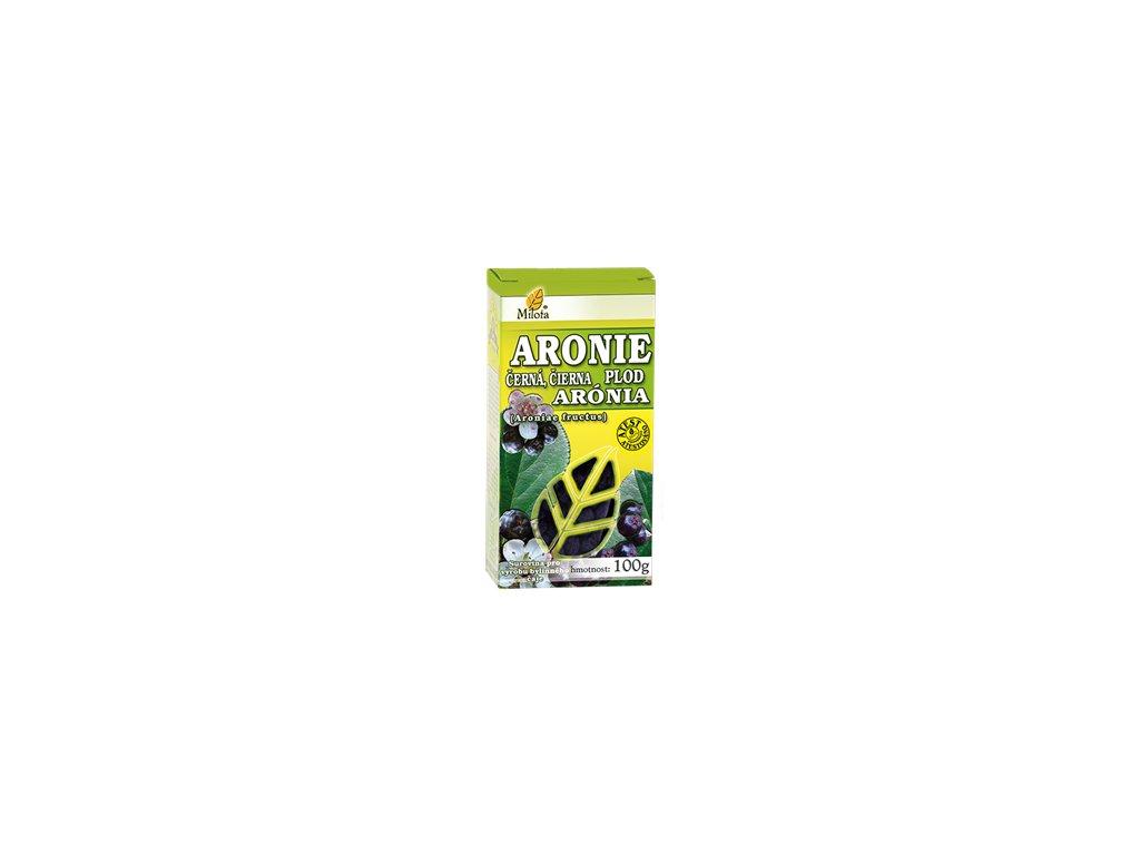 Mil - Aronie - Jeřabina černá plod 100g