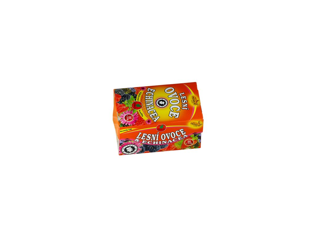 Mil - Lesní ovoce s echinaceou porc.40g