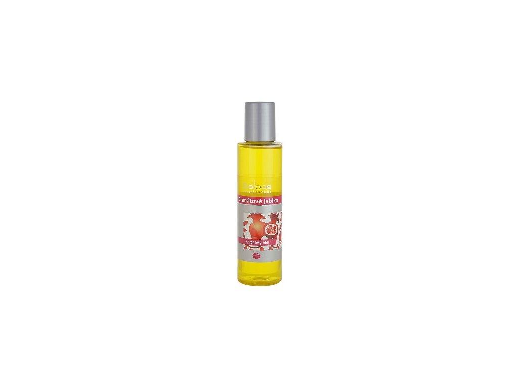 Sal - Sprchový olej granátové jablko 125ml
