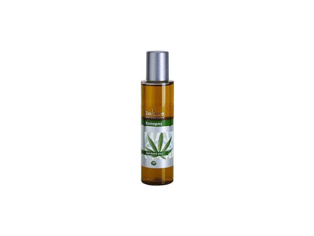 Sal - Sprchový olej Konopný 125ml